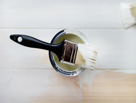 How to Touch up Interior Paint