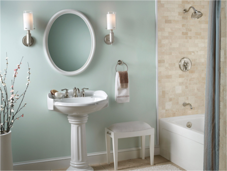 How to Choose the Best Paint Colors for Your Bathroom