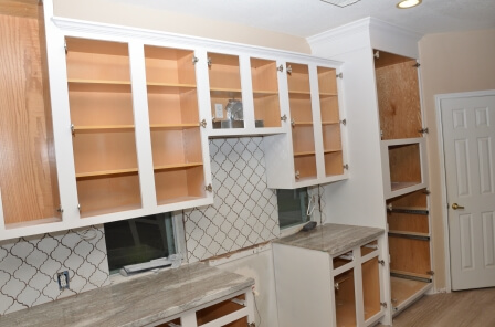 The 3 Stages Professionals Use in the Cabinet Refinishing Process