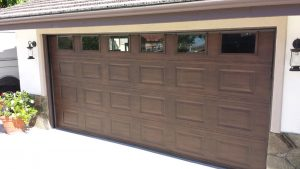 garage door painting